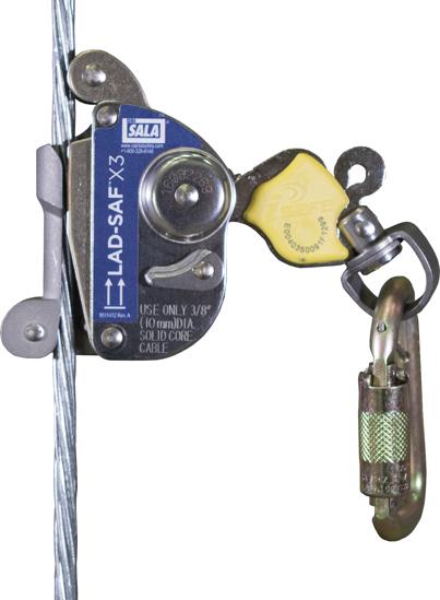 3M | DBI-SALA Lad-Saf X3 Detachable Cable Sleeve, 6160054