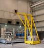FlexiGuard Counterweighted Overhead Rail Fall Arrest System