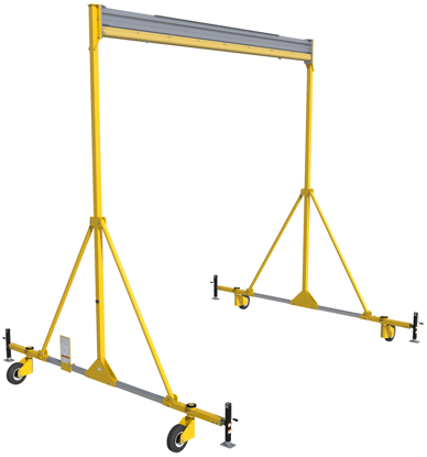 FlexiGuard Portable A-Frame Fall Arrest System