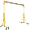 FlexiGuard Portable A-Frame Fall Arrest System Adjustable Height