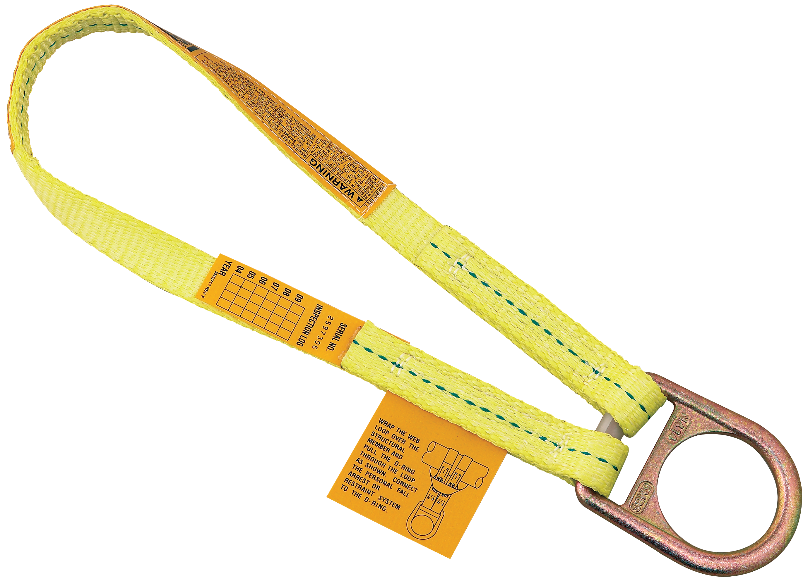3M | DBI-SALA Scaffold Choker, 17 in. Web, 1201390