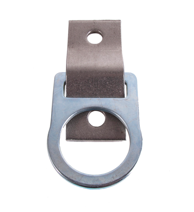 D-Ring 2 Hole Anchor Plate, 00360