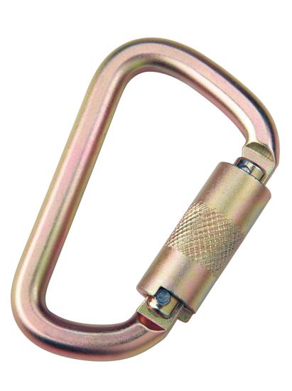 3M | DBI-SALA Saflok Steel Carabiner, 2000112