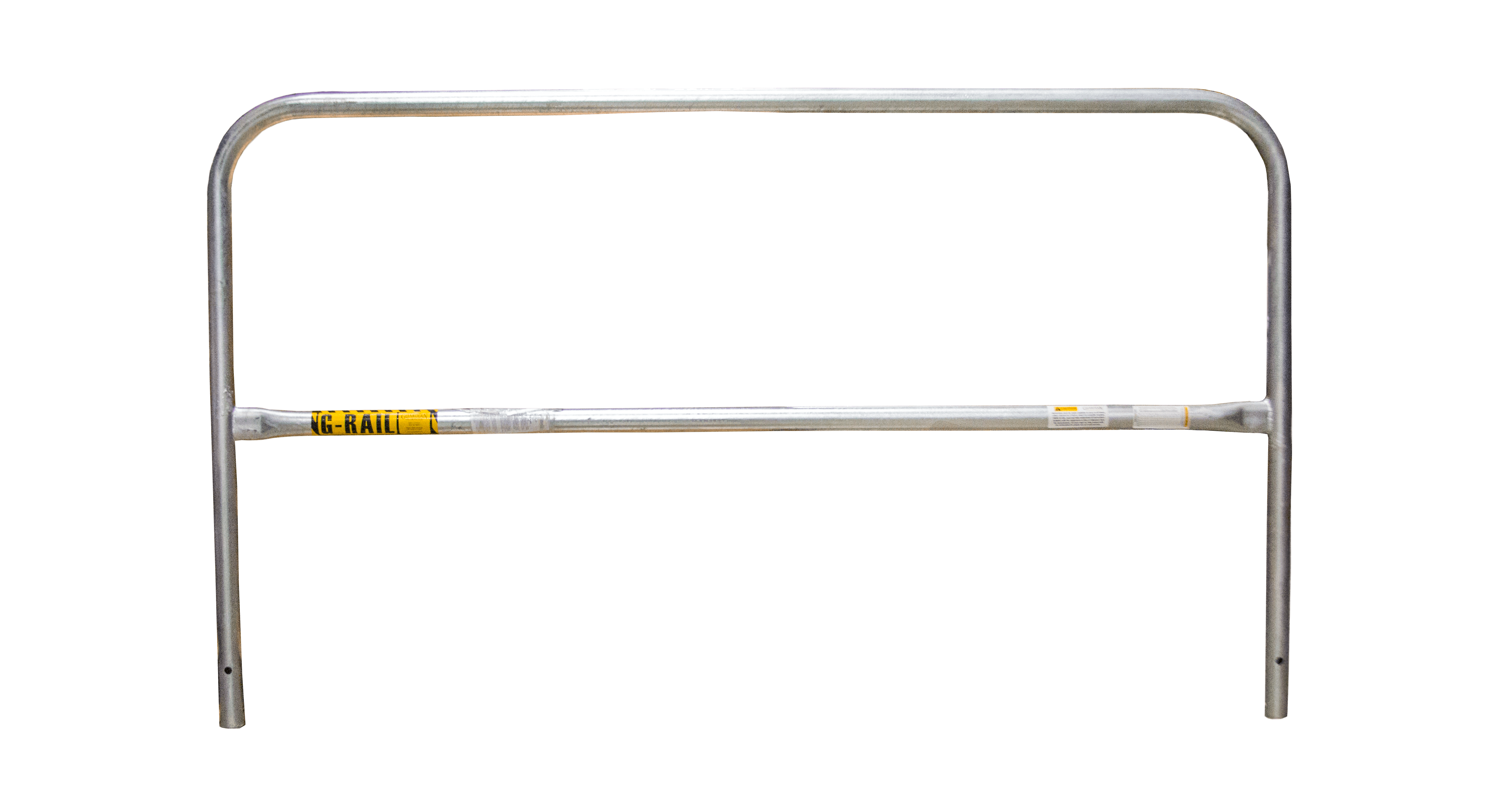 Galvanized Portable G-Rail Section
