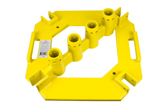 QuickSet Multi-Directional Baseplate