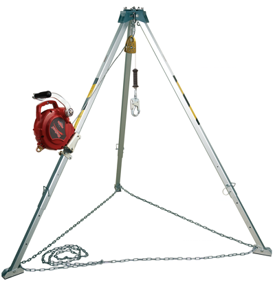 Protecta PRO Confined Space System with 3-Way SRL