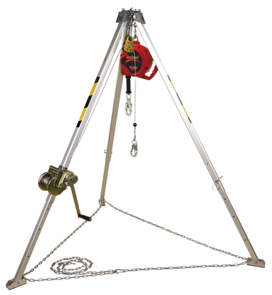 Protecta PRO Confined Space System with Winch & SRL