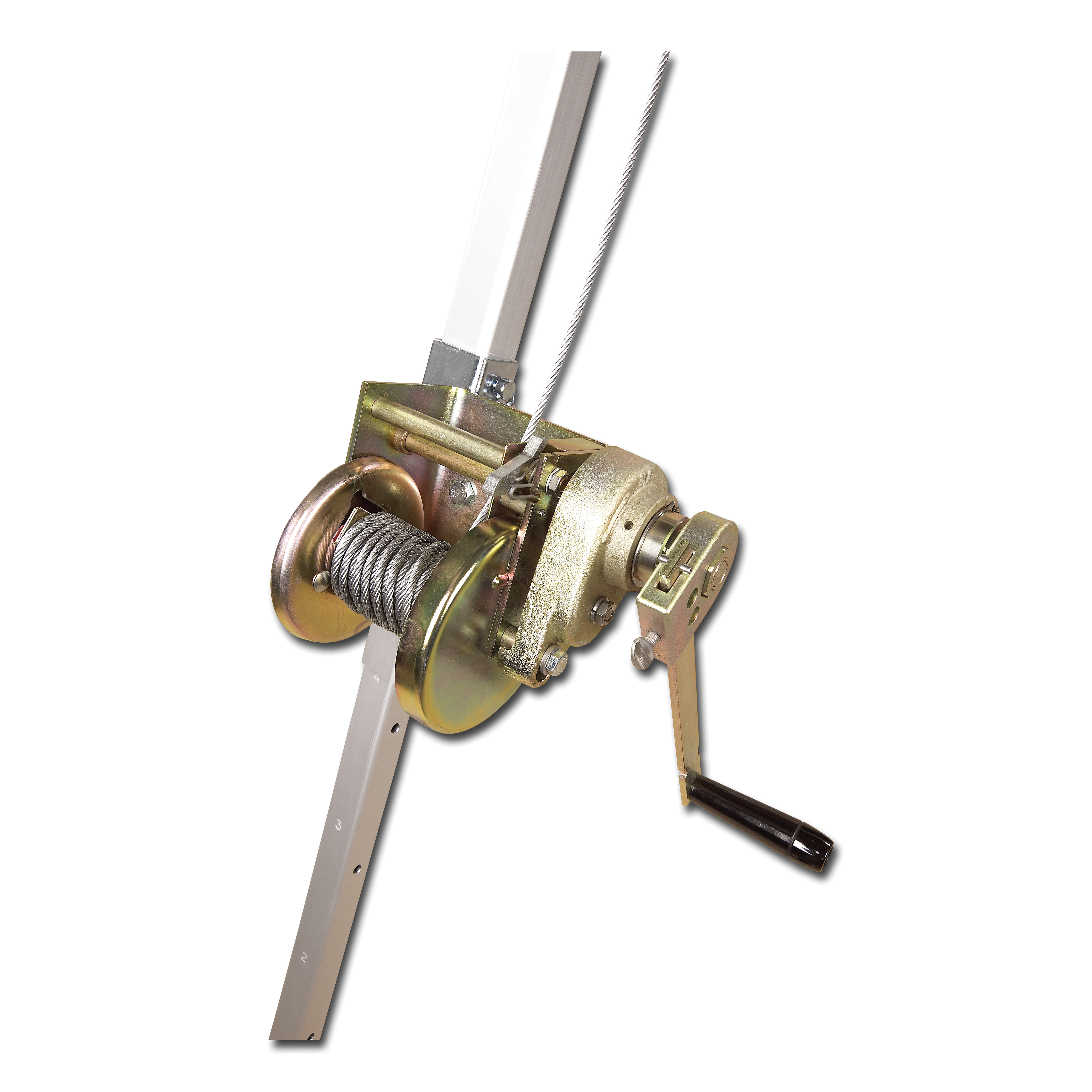 Confined Space Winch (model AK205AG)