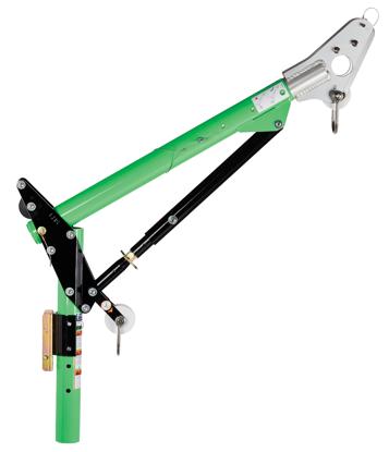 23.5 - 42.5 in. Adjustable Offset Mast, 8518006