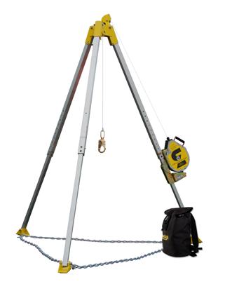 Guardian Arc-O-Pod Rescue & Retrieval Kit w/ 50 ft. 3-Way SRL, 20001