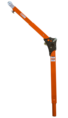 Guardian PRO-3 One-Piece Davit Mast, TB30107