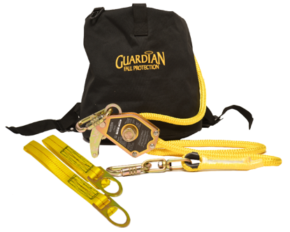 Guardian HTL Horizontal Lifeline System