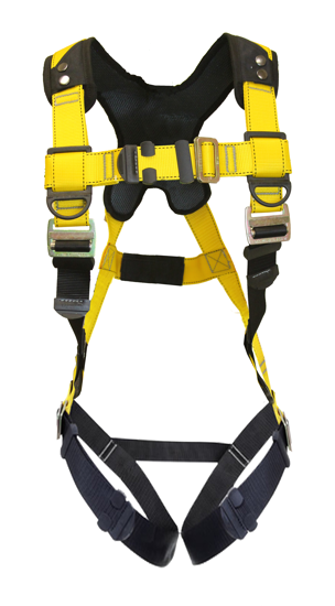 Guardian Series 3 Full-Body Harness, Pass-Through Chest and Legs
