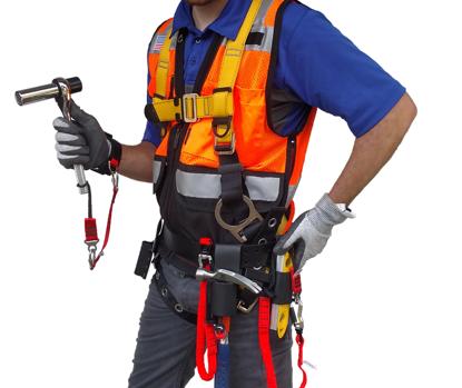 Stronghold Scaffolder Tethering Kit