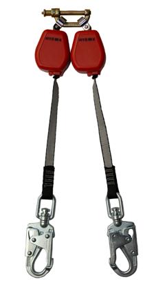 Checkmate ATOM-XTREME Dual Web SRL, Steel Snap Hook