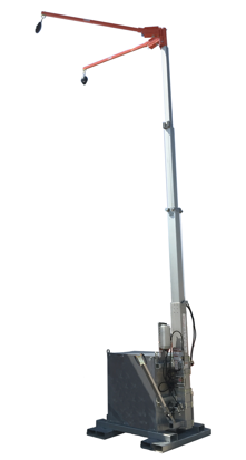 Tuff Built Exosphere Dual User Custom Anchor System for Concrete Surfaces
